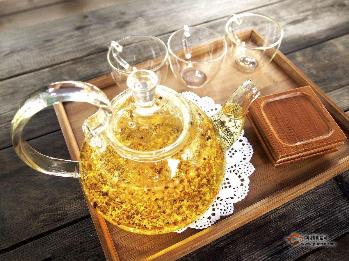秋季适合喝什么茶养生