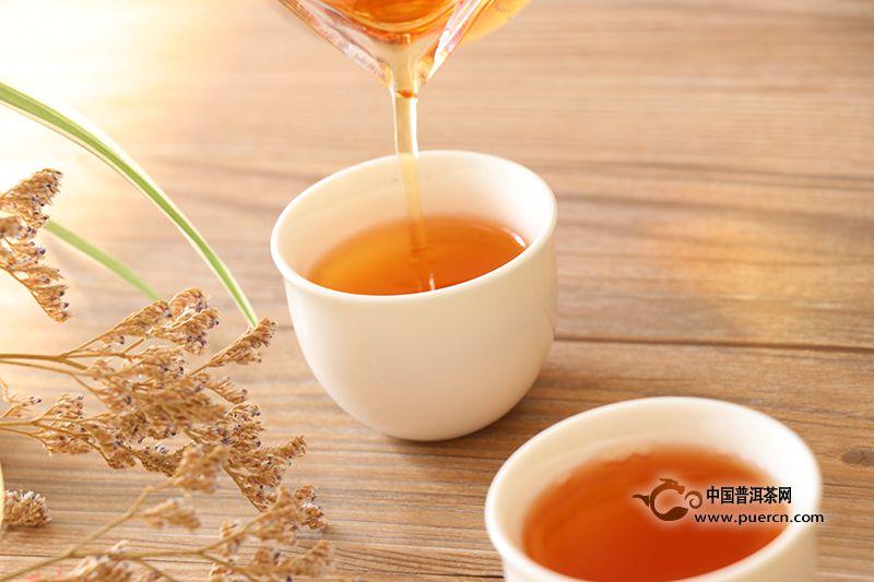 秋天喝红茶的四大好处