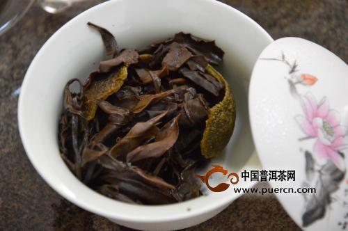 陈皮白茶怎么喝