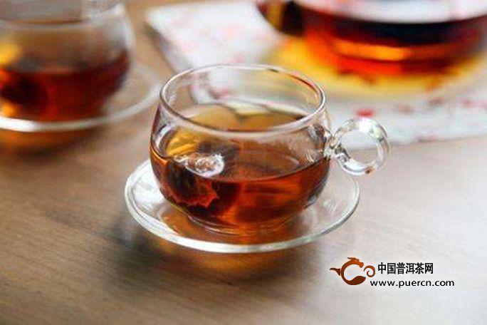 如何自制补血养颜茶