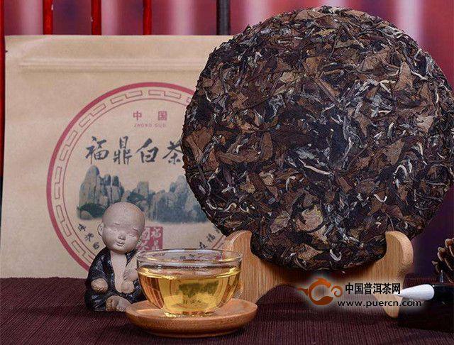 福鼎白茶可以和枸杞泡喝吗