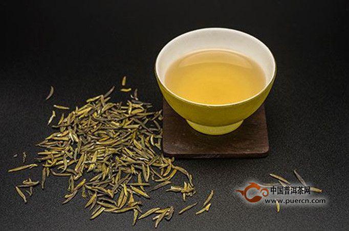 黄茶什么味道