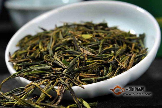 黄茶的分类