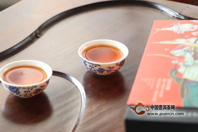 【茶言观色】遇见蒲门茶业2018年四大名旦·昭君出塞