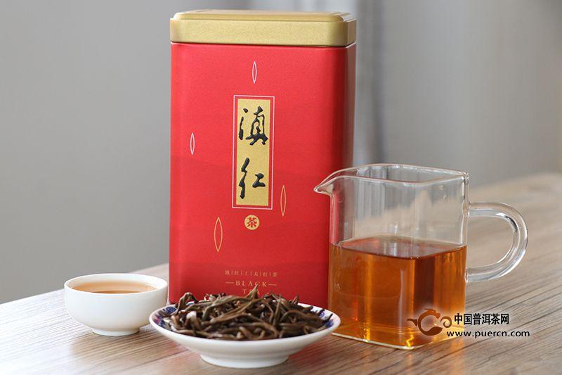 云南滇红茶产地与特点