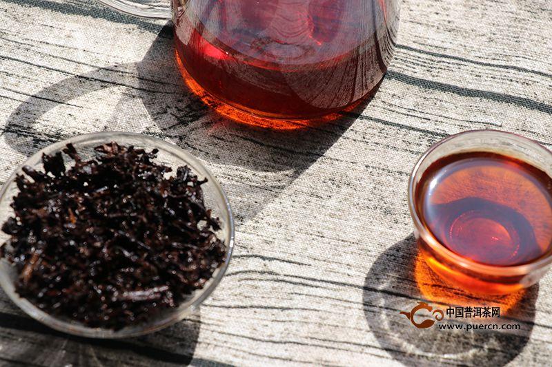 普洱茶存放的三种方法