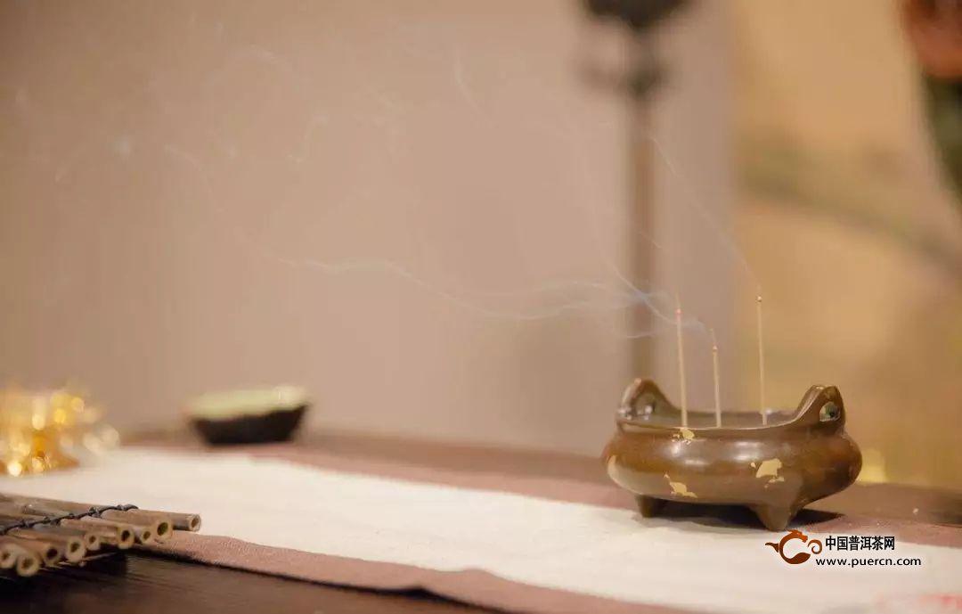 茶席的正确打开方式