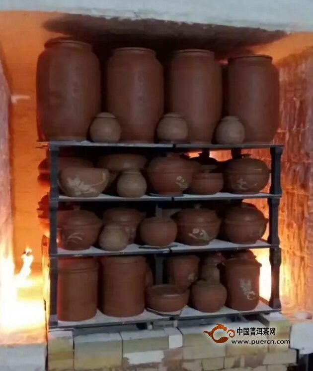 建水紫陶为什么会烧出不同的颜色