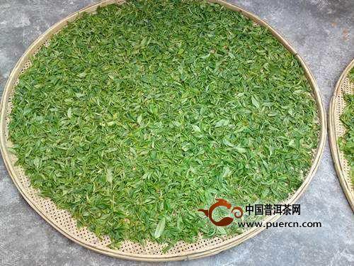 平水珠茶的制作工艺