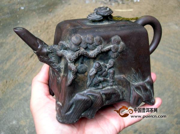 爱玩紫砂壶的茶友会有哪些优良特质