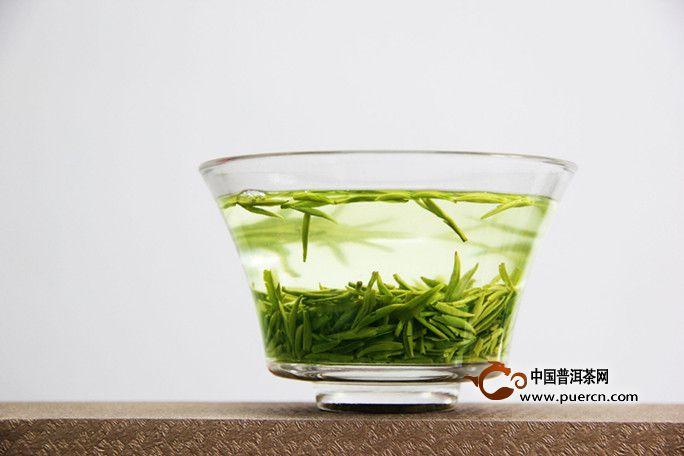 宝顶绿茶如何选购