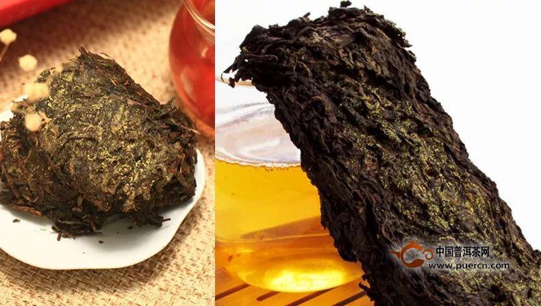 """黑茶中的茯砖茶内""""金花""""的五个特别之处都是什么"""