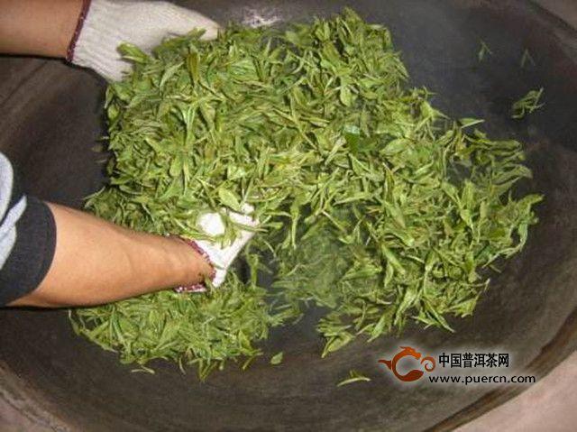 松阳银猴的制茶技术 - 茶叶制作过程_为您介绍茶叶_的