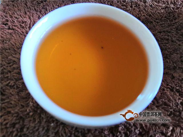 佤山印象7561 熟茶试用报告