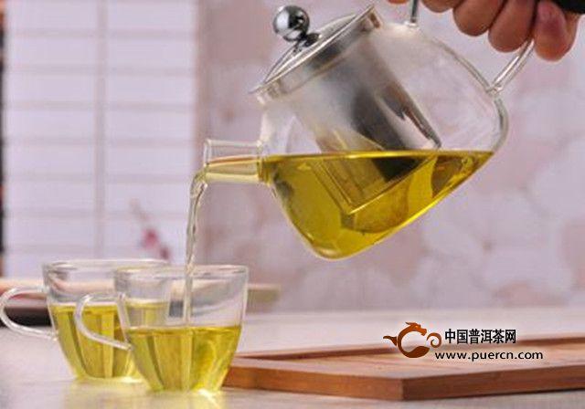 玻璃茶具泡茶步骤