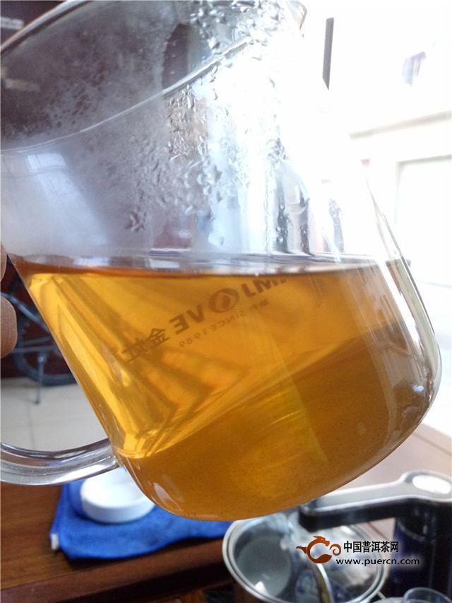 2018年下关 南诏御沱(冰岛五寨)生茶评测报告