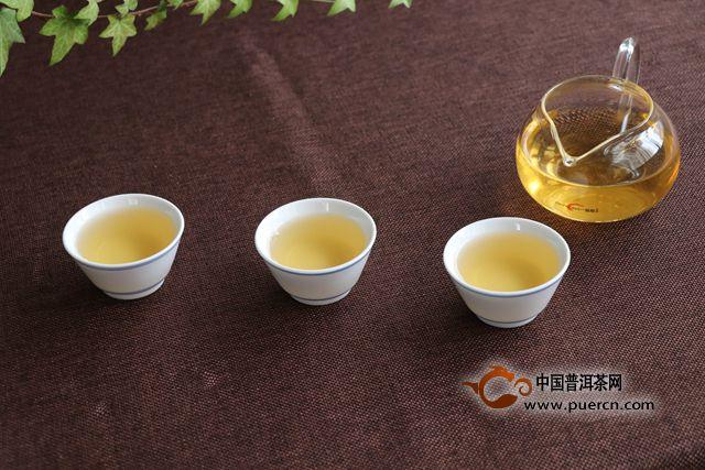【茶言观色】遇见佳兆业·兴海茶2018年龙团