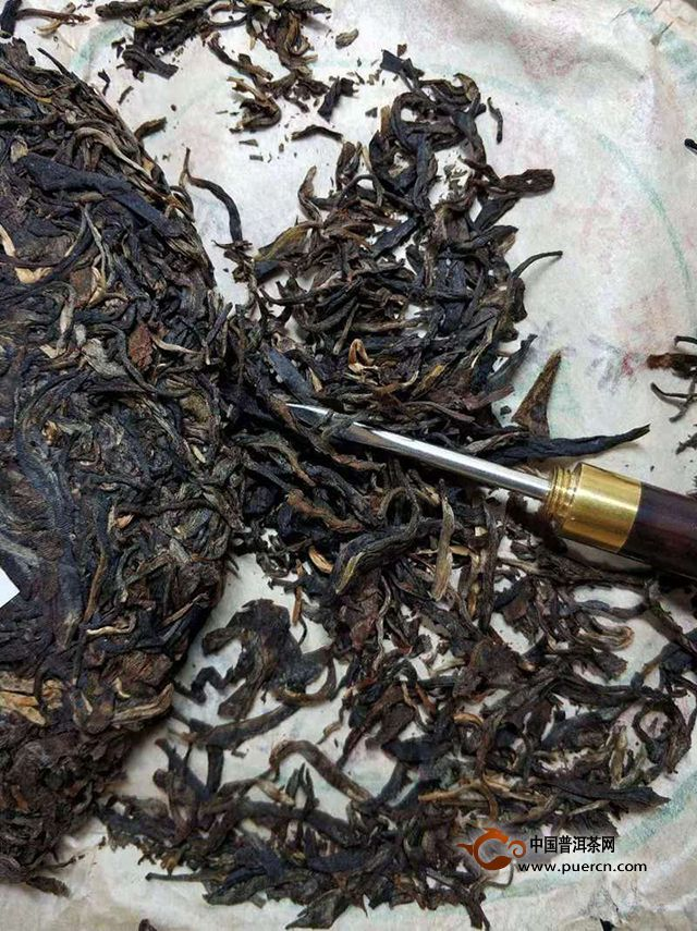 2012年陈升号陈升精品生茶评测报告