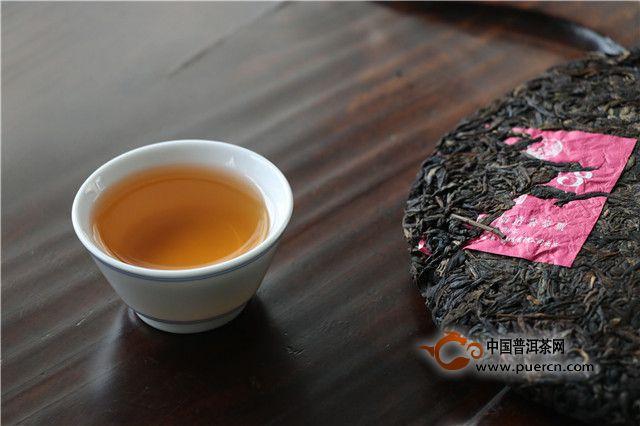 2013下关飞台号饼茶:时光的力量,老茶的味道