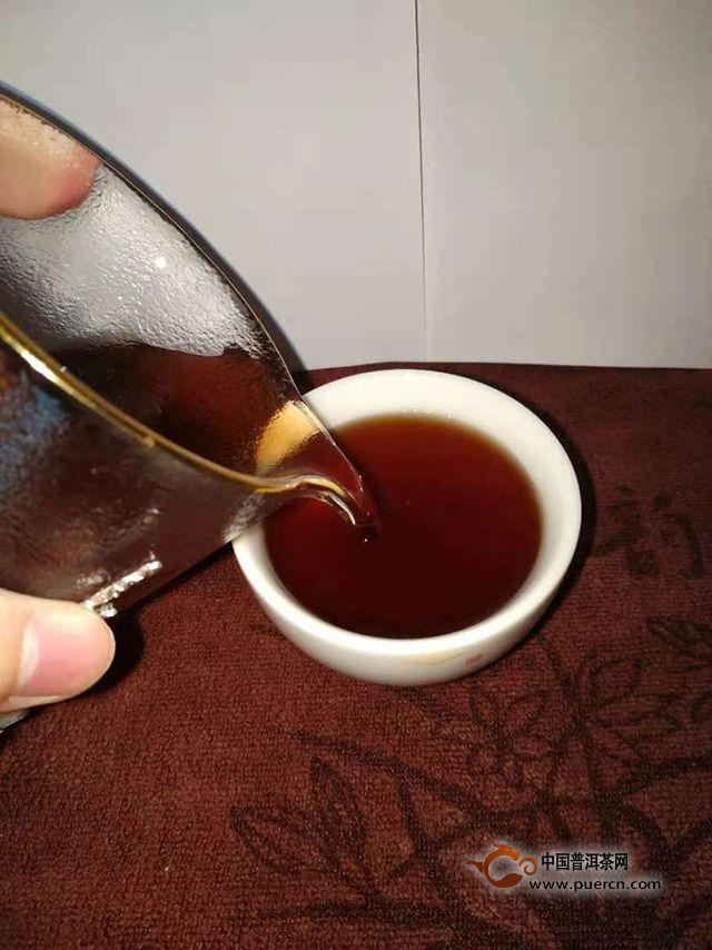凉秋醇饮——千山叶老茶头砖测评(觅尽千山,只为一叶)