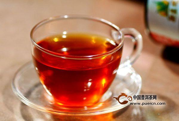 什么是优质红茶的