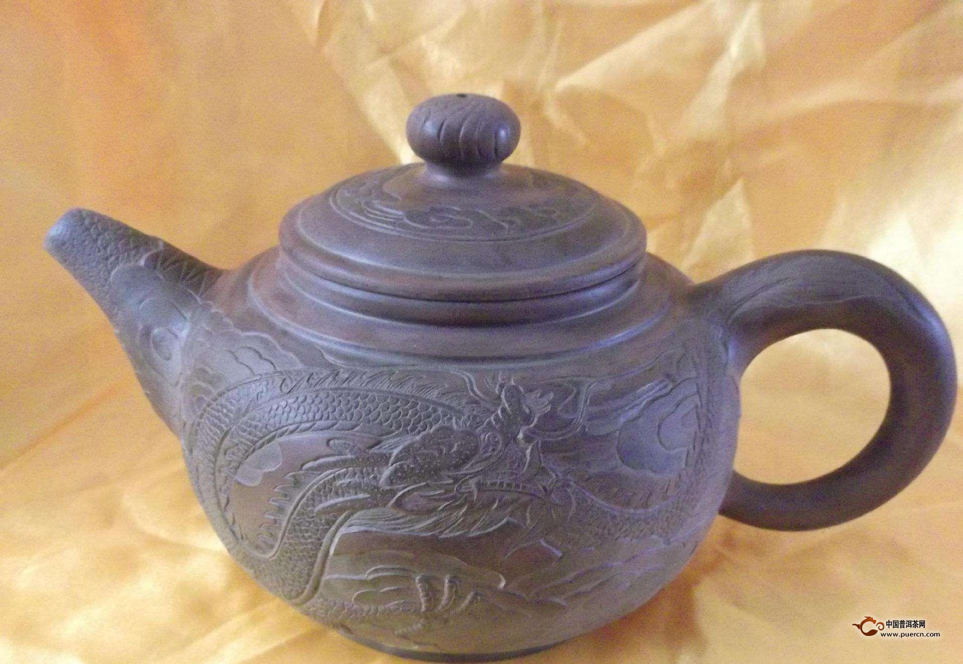 如何挑选坭兴陶茶壶