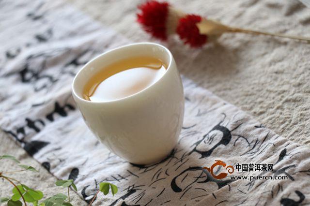 普洱茶的提神与安神