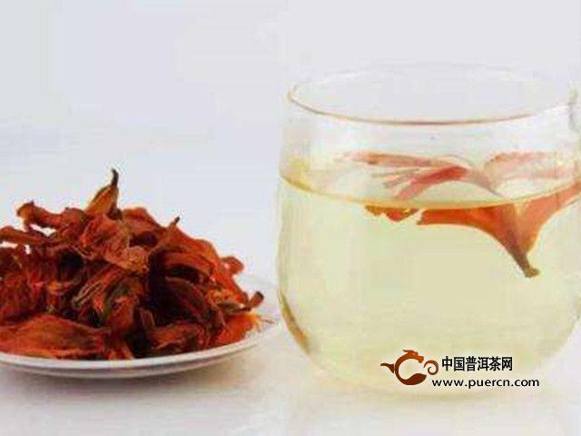 百合花茶饮用禁忌