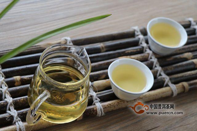 绿茶对人体的保健功效