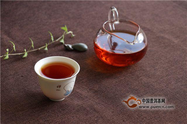 【茶言观色】遇见普秀2018年普秀红茶