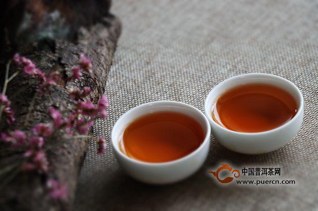 岩茶的成分及其保健功效