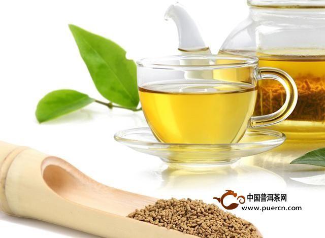 苦荞茶有减肥效果吗
