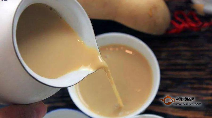 三款普洱奶茶制作方法,让你温暖过冬!