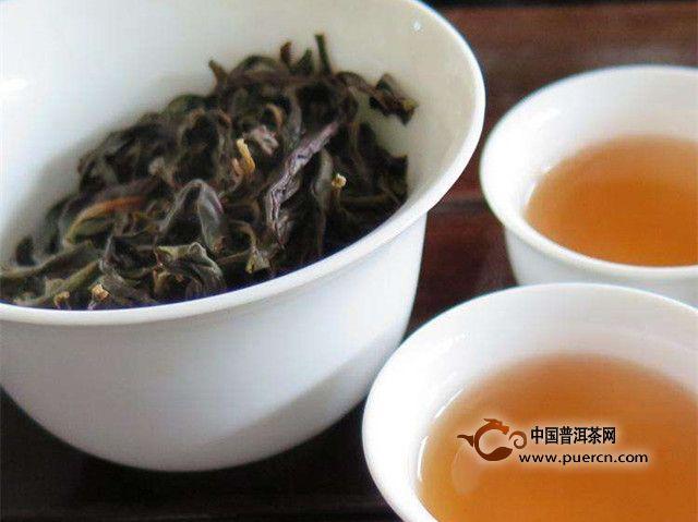 诏安八仙茶品质特点