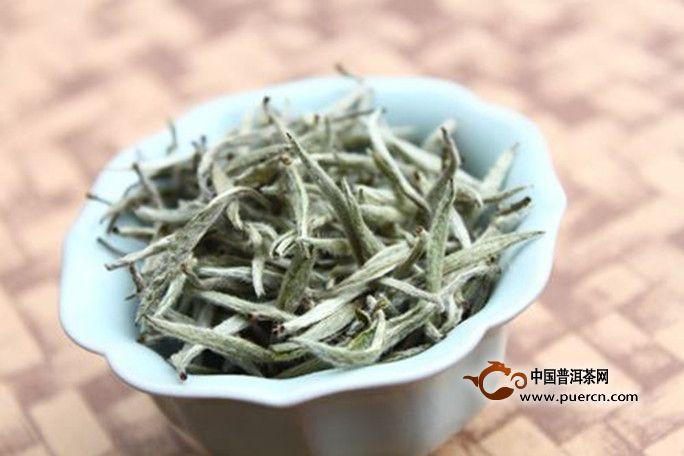 白茶绿雪芽的冲泡方法