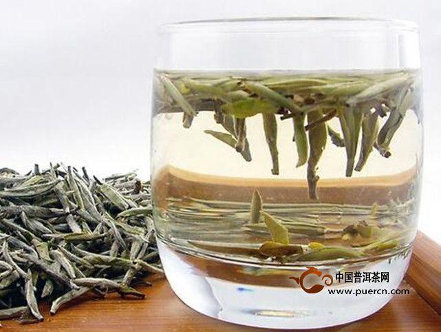 绿雪芽白茶有什么功效