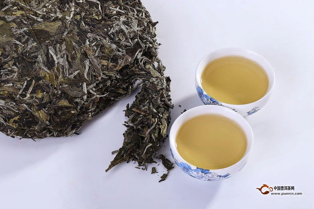 福鼎老白茶紫砂壶泡法