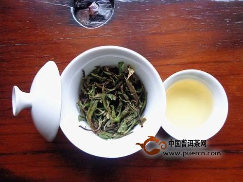 白牡丹茶的特点