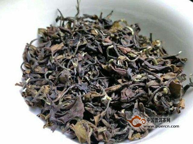 东方美人是红茶吗