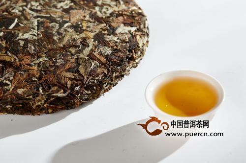 老白茶的种类