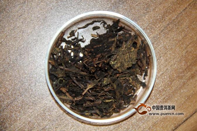 茯砖茶(黑茶)拼配茶梗,有什么作用?