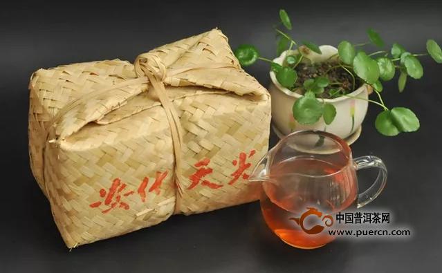 不同种类黑茶的口感和品质特性