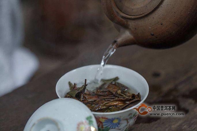 老白茶的冲泡方法