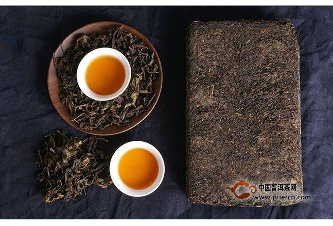 安化黑茶的功效