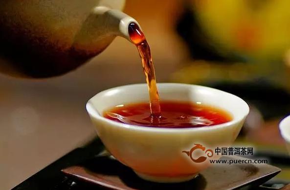 普洱茶为什么消食解油腻这么厉害?