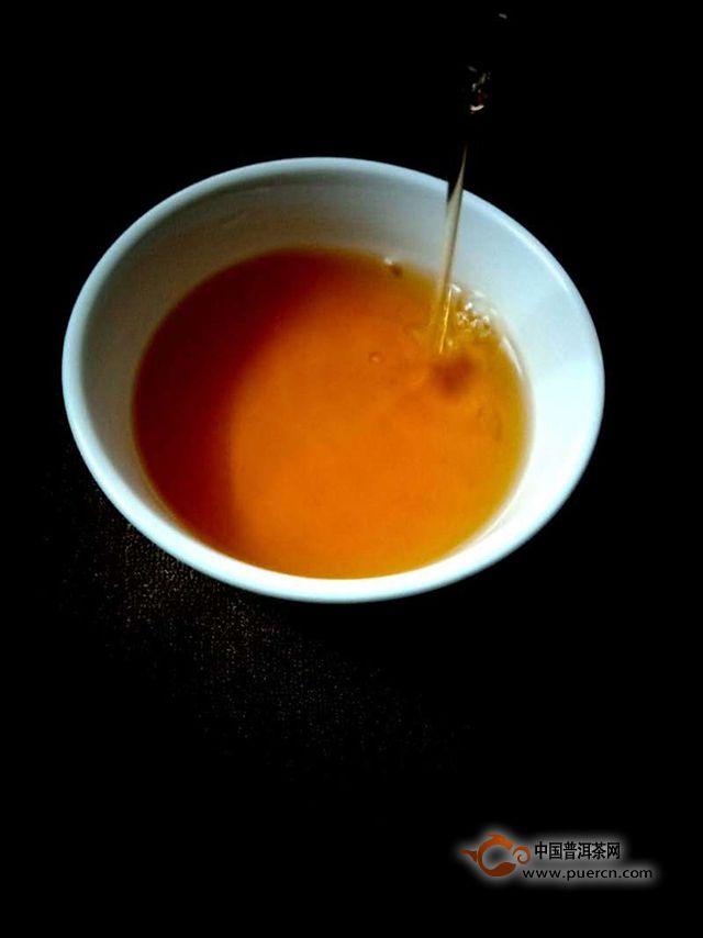 青山绿水才是小鸟天堂。2018年润元昌小鸟天堂小青柑熟茶120克试用