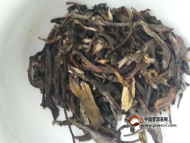 2018年八角亭票印一号生茶357克品鉴报告