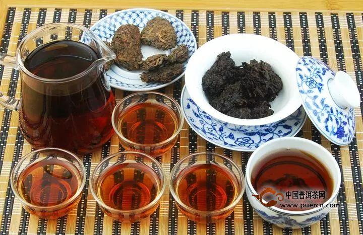 """细说普洱茶中的""""疙瘩茶"""""""