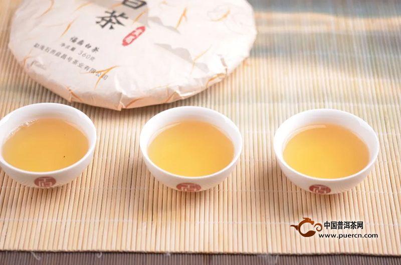 喝茶的3种生津感受