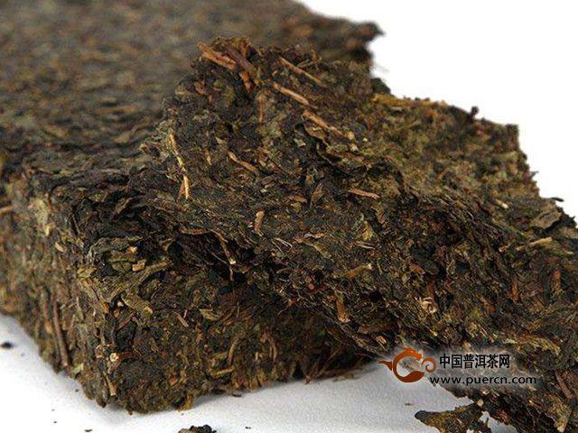 常见黑茶有哪些品种